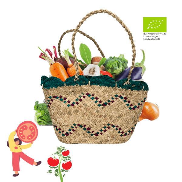 bio vegetables online